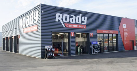 Photo Centre Auto Roady Chanas